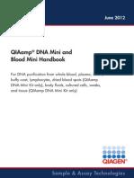 QIAamp DNA Mini Blood