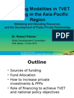 Financing in the Asia-Pacific Region