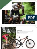 SCOTT - Catalogo Bikes 2016