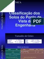 Classificac3a7c3a3o Dos Solos Aashto Sucs