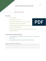 la novel study ch 13 summary information