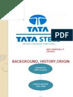 Tata Steel_Company Analysis_2015