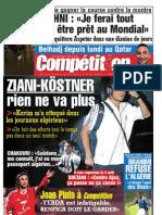 Edition du 31 mars 2010