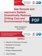 MP14 Alek-Ozegovic Natural Gas Recycle and Recovery System Dramatically Reduces Drilling Cost and Environmental Impact Presentation