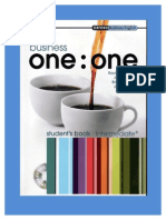 Business One-One Intermediate - Student's Book