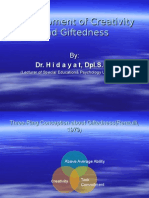creativity and giftedness.ppt