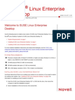 SUSE Linux Enterprise Desktop 10 Installation