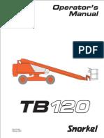 TB120SNORKEL