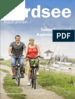 Nordsee Radbroschüre