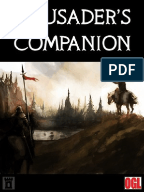 Crusaders Companion | Dungeons & Dragons