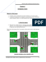 Traffic Density Control Report