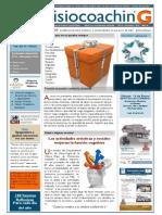 News Fisiocoaching Nº41 Diciembre