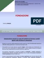 Fondazioni