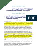 2. Smart Comm vs NTC, 2003
