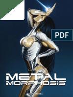 Metalmorphosis, de Carlos Díez