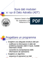 09 Strutture Dati Modulari e Adt_con_appunti