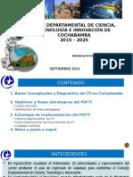 Presentacion PDCTI