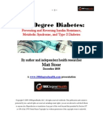 [Matt Stone] 180 Degree Diabetes Preventing and Reversing Insulin Resistance