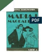 Samozwaniec Magdalena - Maria i Magdalena 02