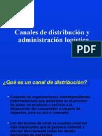 Canales de Distribución. (1)
