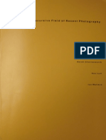 The Discursive Field of Recent Photogrpahy