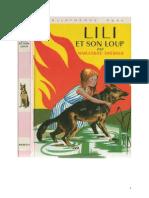 Lili 04 Lili Et Son Loup Maguerite Thiébold 1963