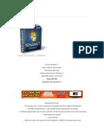 Windows Seven Enterprise Edition