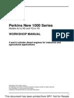 Perkins New 1000 Series