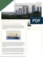 De Pyongyang a La Habana Bloqueo Económico Contra Corea Del Norte