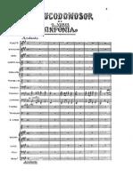 Overture Nabucco Full Score Orchestra
