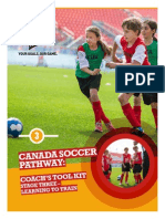 CanadaSoccerPathway CoachsToolKit LearnToTrain 20141106