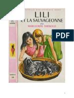 Lili 06 Lili Et La Sauvageonne Maguerite Thiébold 1967
