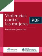 Violencias Contra Mujeres - Estudios en Perspectiva