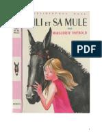 Lili 07 Lili Et Sa Mule Maguerite Thiébold 1967