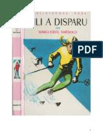 Lili 09 Lili a Disparu Maguerite Thiébold 1968