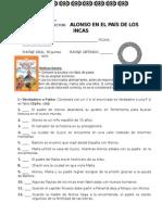 Prueba de Alonso en El Pais d Elos Incas