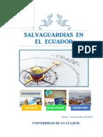 Salvaguardias en Ecuador