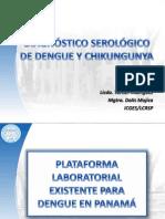 Dx Serológico de Dengue y Chickungunya 21-8-14