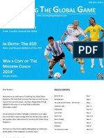 Issue 6 - Coaching the Global Game Magazine - June 2014