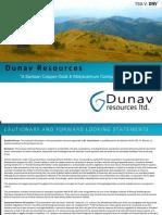 Dunav Resources