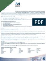 IECEx Scheme RM Technical