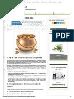 La Comptabilisation Des Opérations de Caisse _ Compta Facile, Informations Sur La Comptabilité Et La Gestion