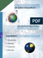 Unidad 2 Conceptos de Datos Geográficos