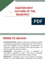 Register Edit