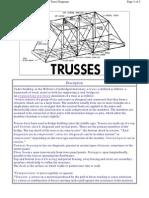 Truss Print