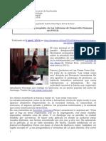 Cine y Sociedad a Propósito de Los Informes de Desarrollo Humano Del PNUD