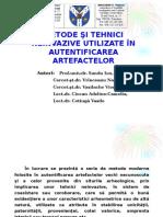 Metode Si Tehnici Neinvazive - Sandu Ion