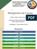 Manganeso Los Cumas