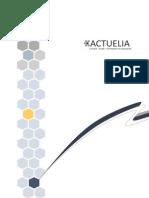 Plaquette de Présentation d Actuelia Cabinet Dactuaire Conseil