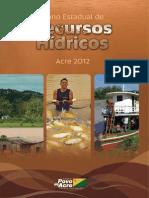 Plano Estadual Recursos Hidricos Acre